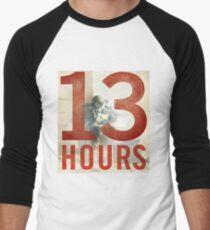 13 hours movie Men's Baseball ¾ T-Shirt