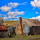 Old Australia by wallarooimages