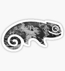 Linux SUSE Sticker