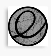 Linux Elementary OS Canvas Print