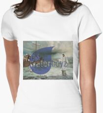 Water Boyz Women's Fitted T-Shirt