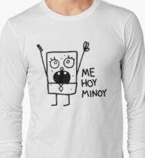 Spongebob: Doodlebob Long Sleeve T-Shirt