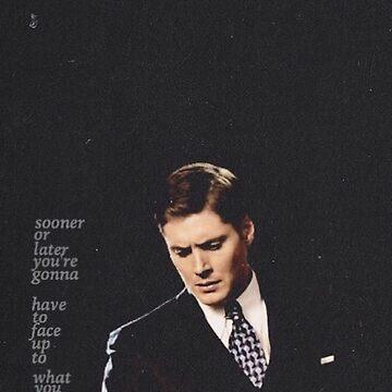 Suit & Tie Dean by spnlockscreenz
