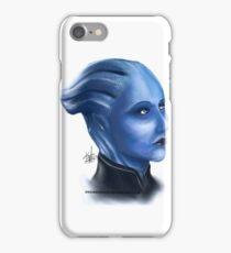 Liara -- No Background iPhone Case/Skin