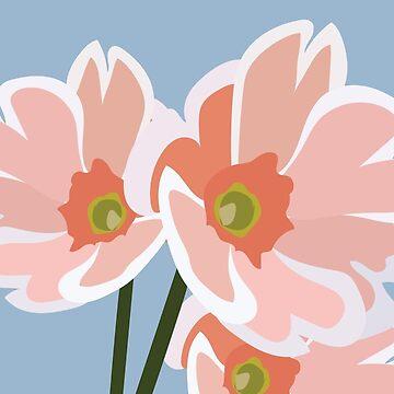 Pretty in Pink by LizWallflower