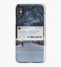 Misha Tweet  iPhone Case/Skin