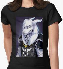 Undertale - Asriel Dreemurr Women's Fitted T-Shirt