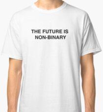 The Future is Non-Binary Classic T-Shirt