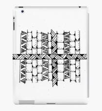 Gitter iPad-Hülle & Klebefolie