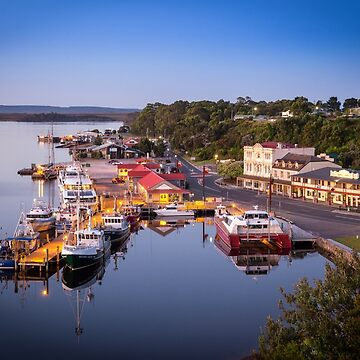 A Postcard from Strahan by PhotosbyM