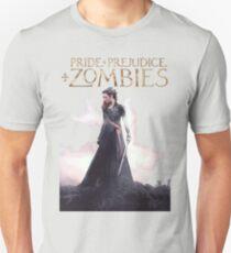 pride prejudice zombies the movie story T-Shirt