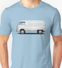 1949 Volkswagen Type 2 Prototype - Silver White T-Shirt