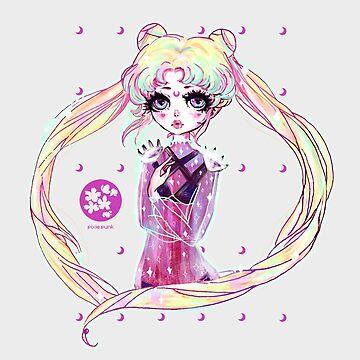 moon power ❤ usagi by pixiepunk