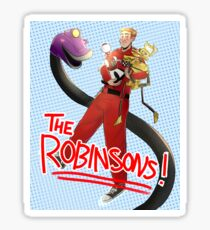 Meet The Robinsons (of the Satellite of Love) Sticker