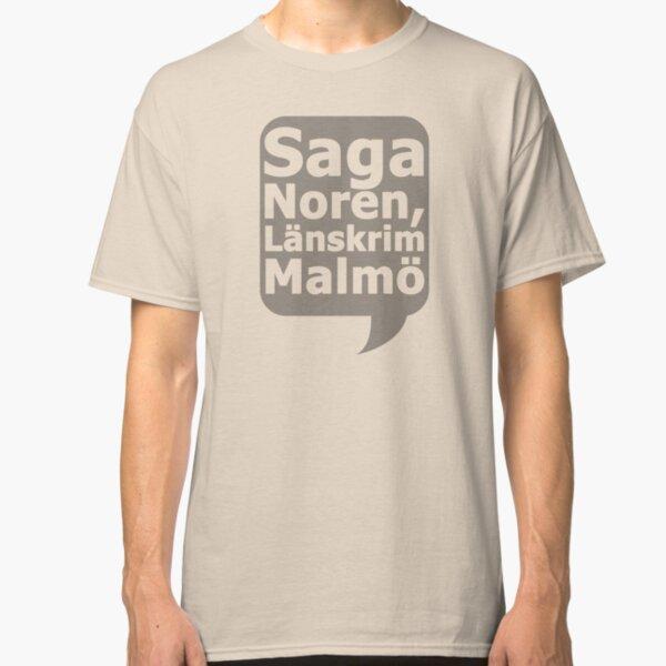 T-shirt suecia major league Sweden alce logo bandera bandera viajes motivo divertido