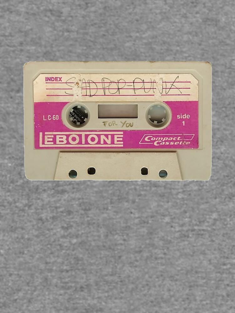Traurige Pop-Punk-Kassette von deathspell