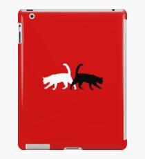 Twain Cats iPad Case/Skin