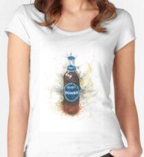 Doom Bar Beer Lager Bottle Women's Fitted Scoop T-Shirt