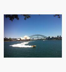 Sydney Photographic Print