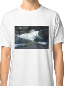 Flowing Waters, Josephine Falls, Tropical FNQ  Classic T-Shirt