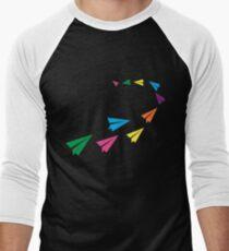 Colourful Paper Plane T-Shirt
