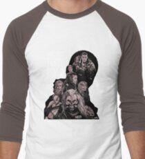 Mad Max Fury Road with Logo Men's Baseball ¾ T-Shirt