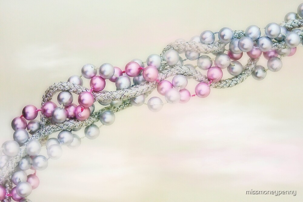 Pearls of DNA by missmoneypenny
