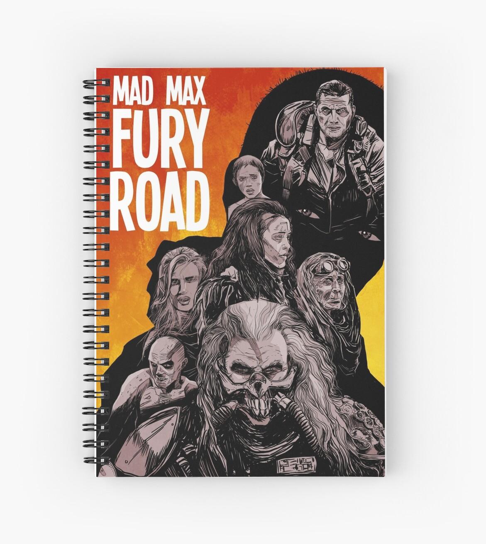 Mad Max Fury Road Fiery Edition by jomiha