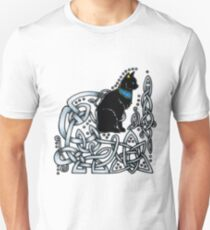 Celtic/Egyptian Cat T-Shirt