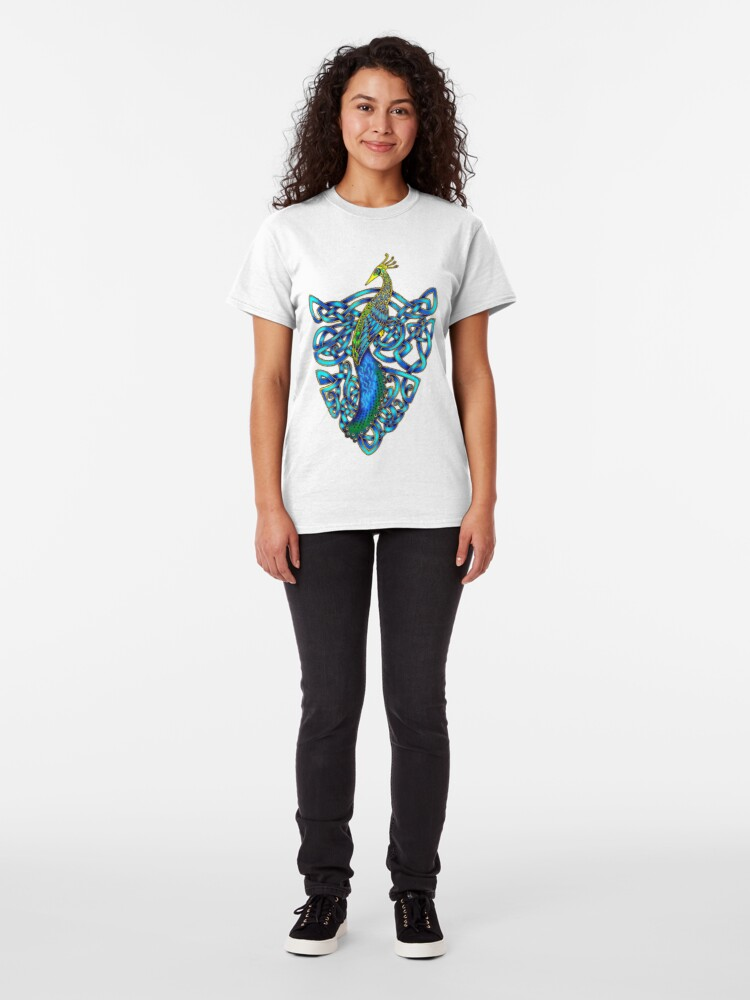 Alternate view of Peacock Classic T-Shirt