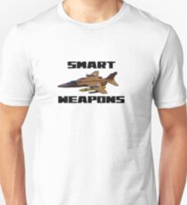 Smart Weapons by #fftw Unisex T-Shirt
