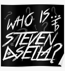 Broken Pixel - Who Is Steven Sella? Poster