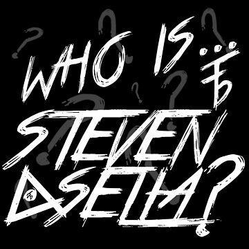 Broken Pixel - Who Is Steven Sella? by ABrokenPixel
