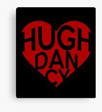 Valentine - Hugh Dancy Canvas Print