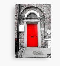 The Door To James Herriot's World_SC Metal Print