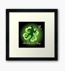 Saint Patricks Day Framed Print