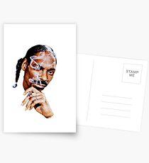 Snoop Dogg Postcards