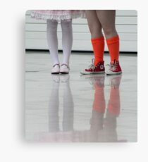 A Pair of Pairs Canvas Print