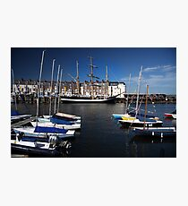 Just Resting ~ TS Pelican of London Photographic Print