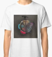 Planet Glasgow at Night Classic T-Shirt