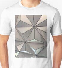 Spaceship Earth: Geodesic  Unisex T-Shirt