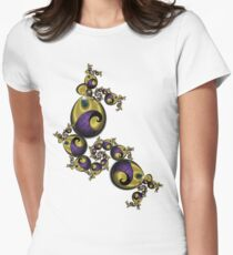 Gold Jewellery Gifts Women's Fitted T-Shirt