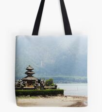 A Balinese Temple Tote Bag