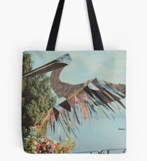 French Flyer Tote Bag