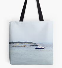 The Boats Tote Bag
