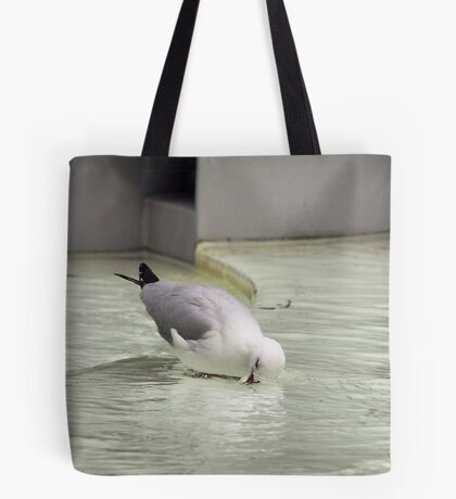 Water Therapy Tote Bag