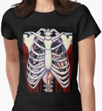 Chasing Death - Act II Womens Fitted T-Shirt