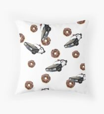 PIGS AND COPS Throw Pillow