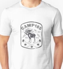 Camp 185 Moose Tee T-Shirt