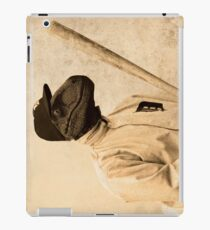 Baseball Velociraptor iPad Case/Skin